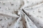 Cotton `Lama Grau/Mint´