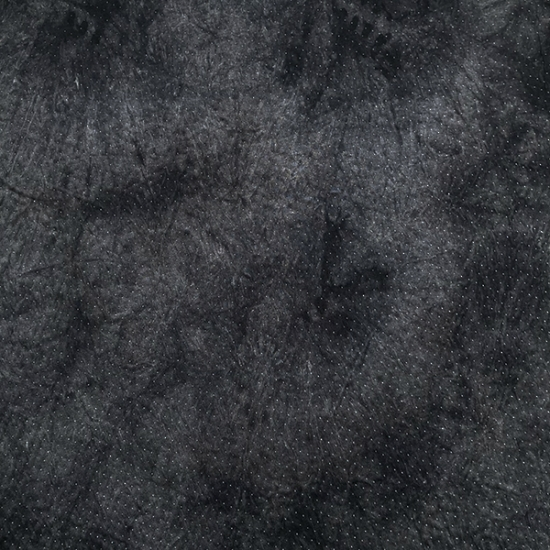 Viskosejersey schwarz